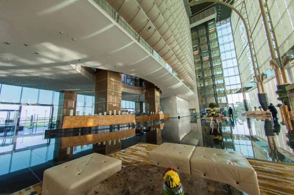 Meydan Hotel - Main Lobby - Sml